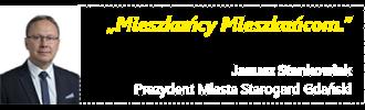 Prezydent Miasta Starogard Gdański